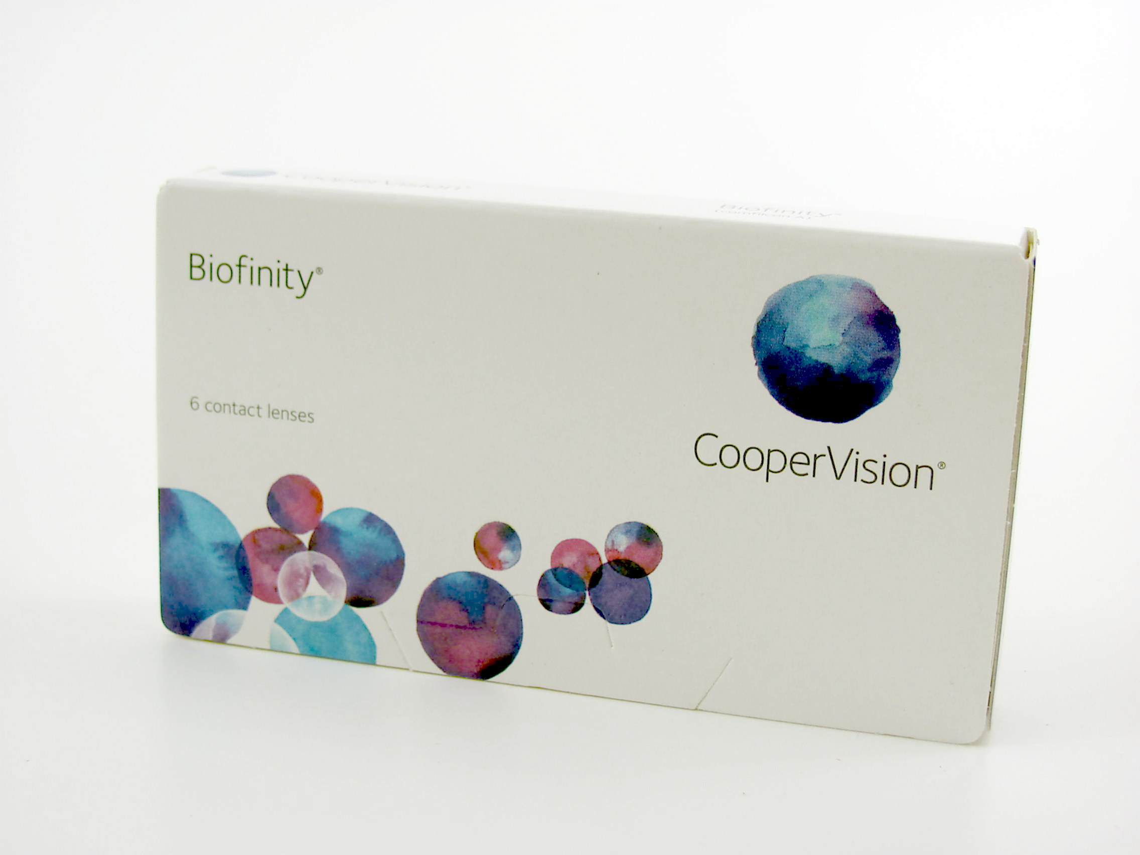 Biofinity Monatslinsen 6er Box