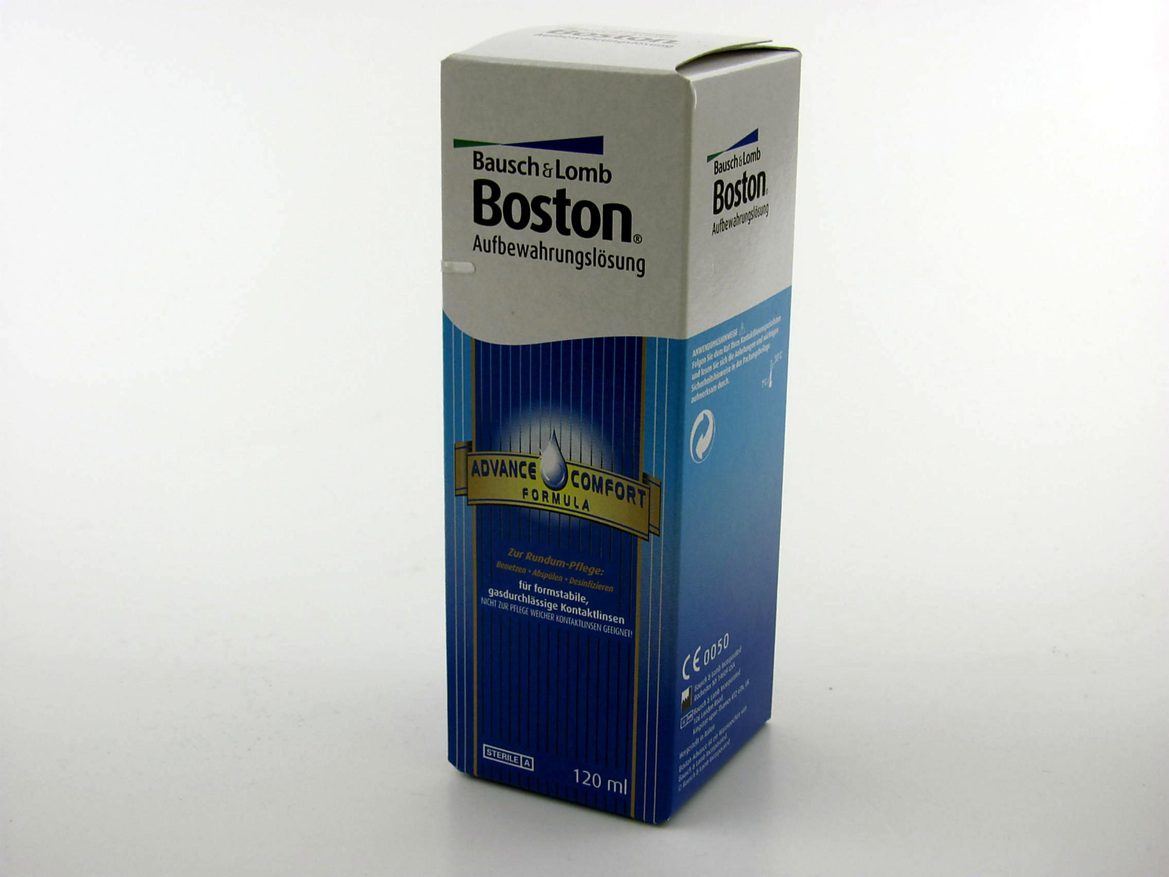 Boston Aufbewahrungslösung 120ml