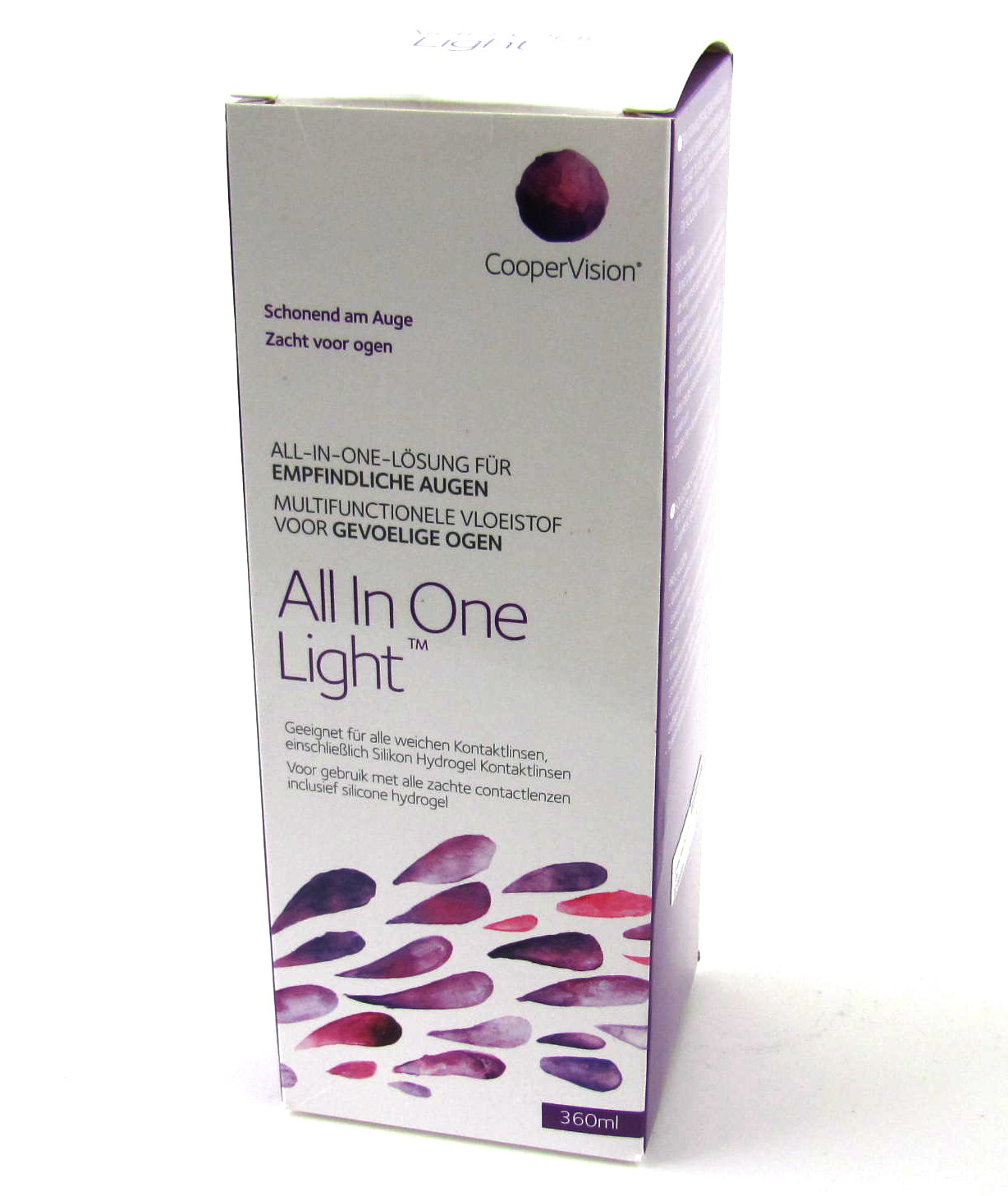 All in One Light Kombilösung 360ml